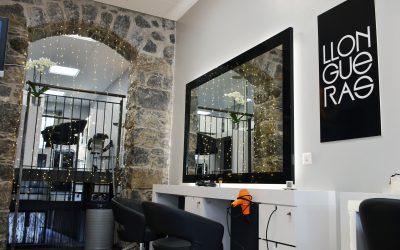 Relooking du salon LLongueras à Genève
